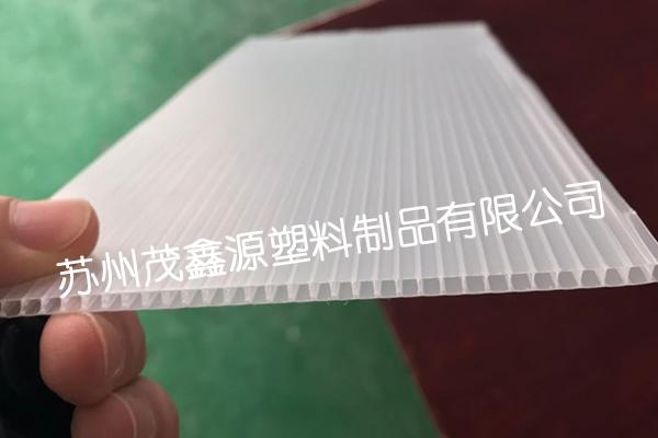 如何辨别中空板的质量,中空板厂家